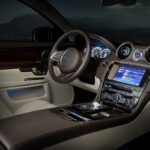 automotive - jaguar interior